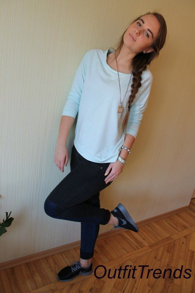 How to look cute in Casual Outfit
