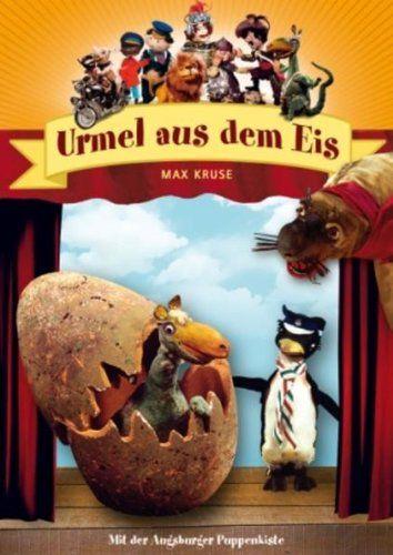 Urmel Aus Dem Eis Blu Ray Mit Der Augsburger Puppenkiste Harald Schafer Regie Manfred Jenning Drehbuch Karl H Augsburger Puppenkiste Puppen Kiste
