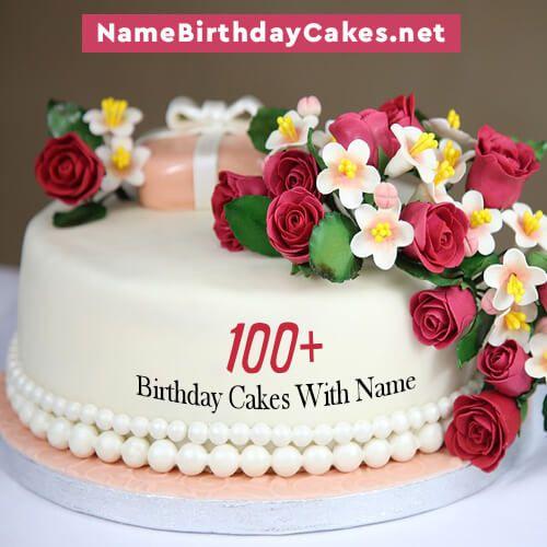 Write Name On Amazing Birthday Cake And Wish Birthday To