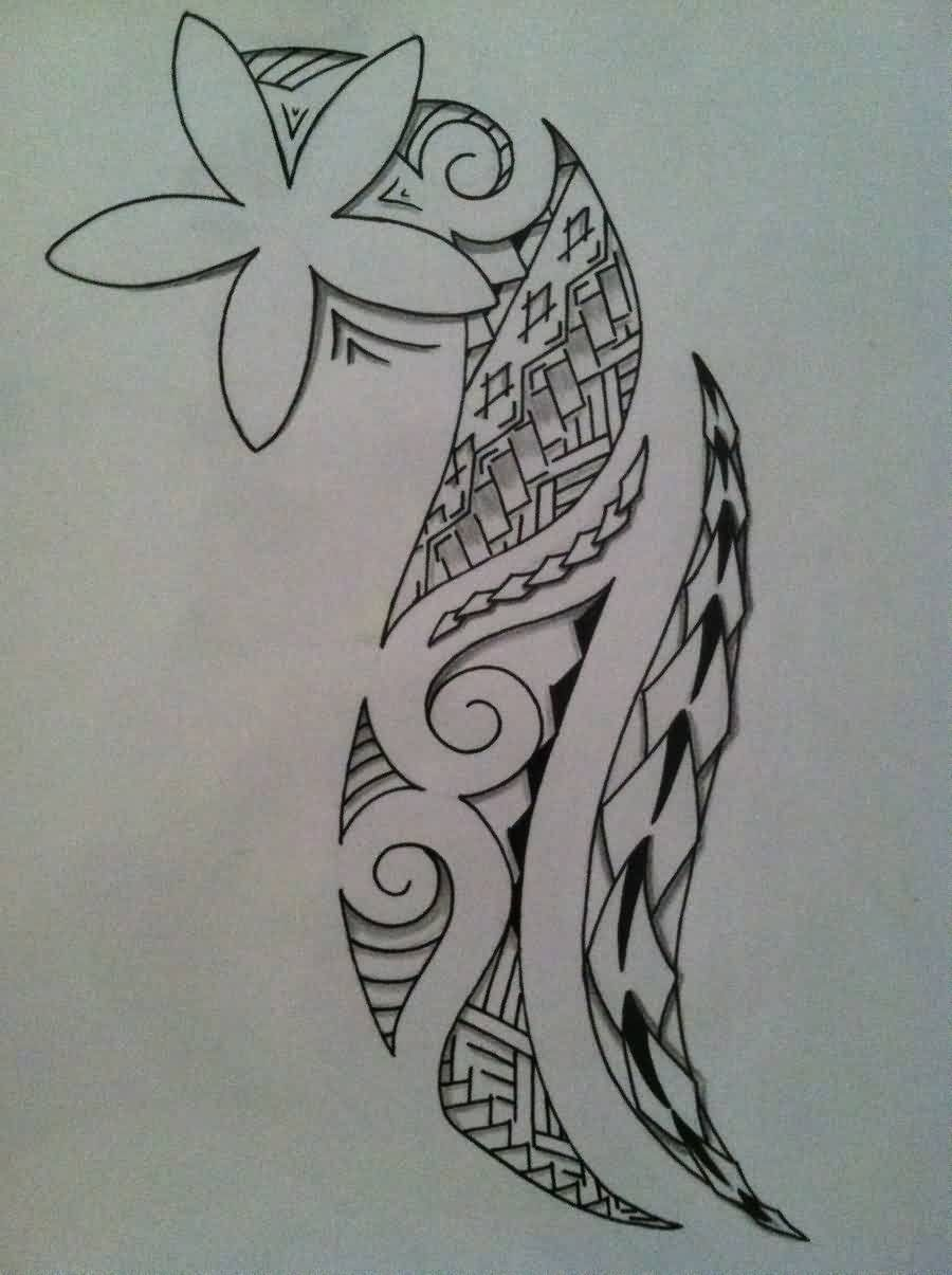 tribal polynesian tattoo design south pacific adventure pinterest. Black Bedroom Furniture Sets. Home Design Ideas