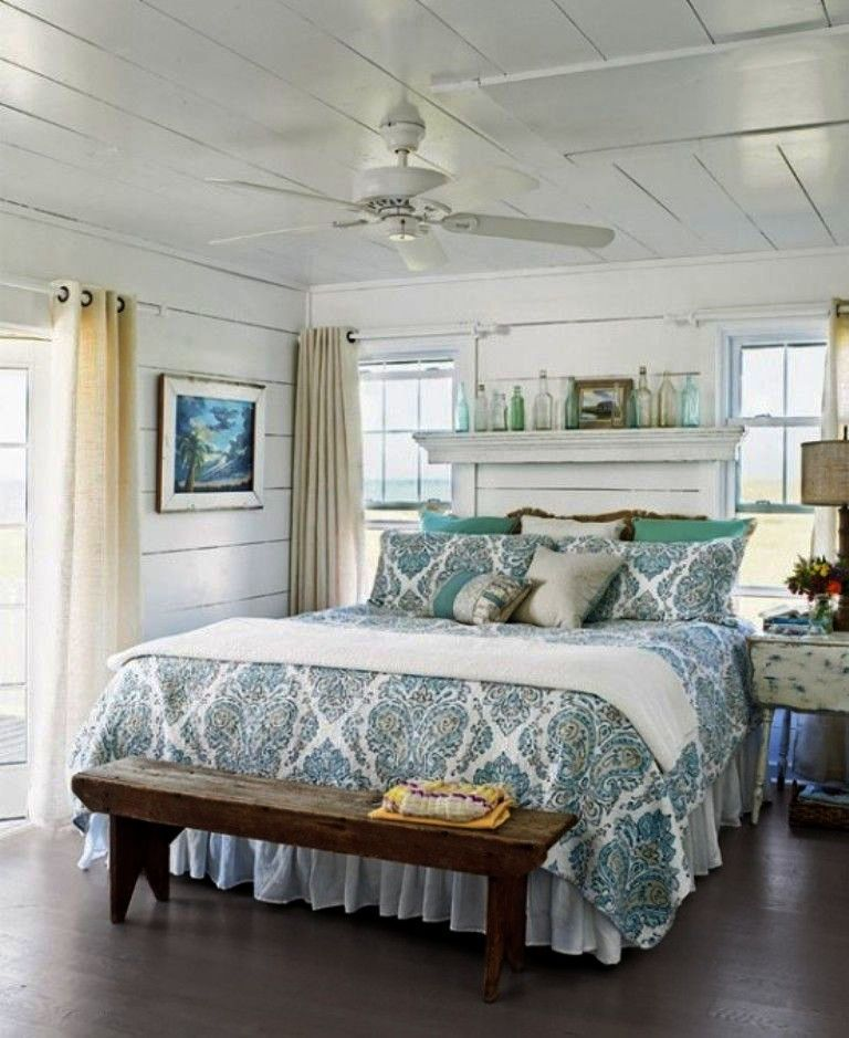 Brilliant Beach Themed Bedroom Diy Ideas Superb Cottage