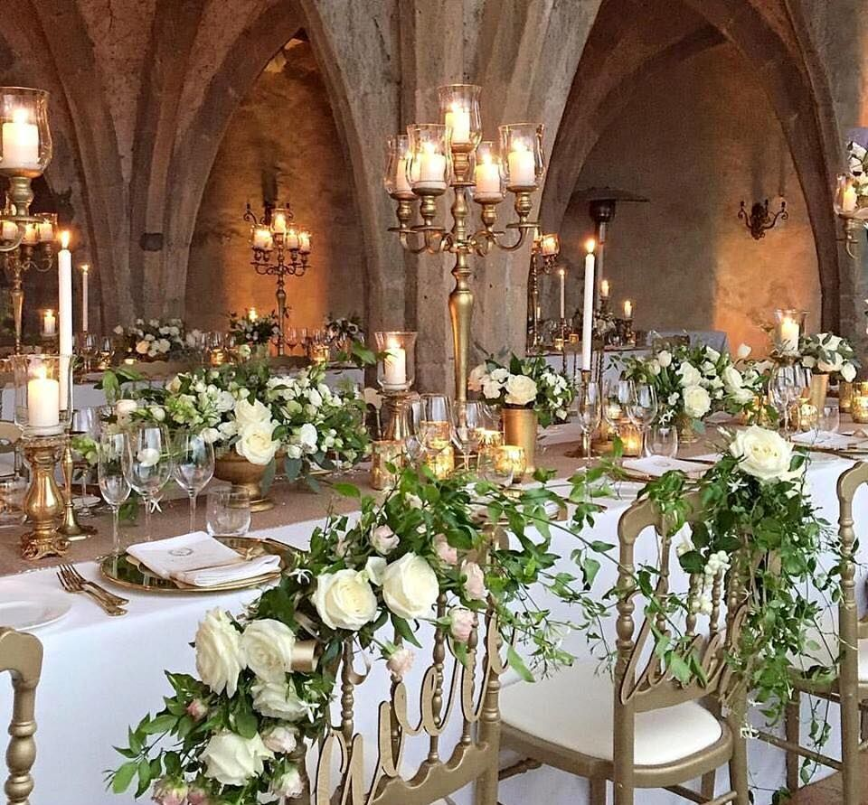 Gold, that passion! Wedding at Villa Cimbrone, Ravello Italy ...