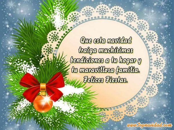 mensajes de navidad para amigos | FECHAS ESPECIALES | Pinterest ...