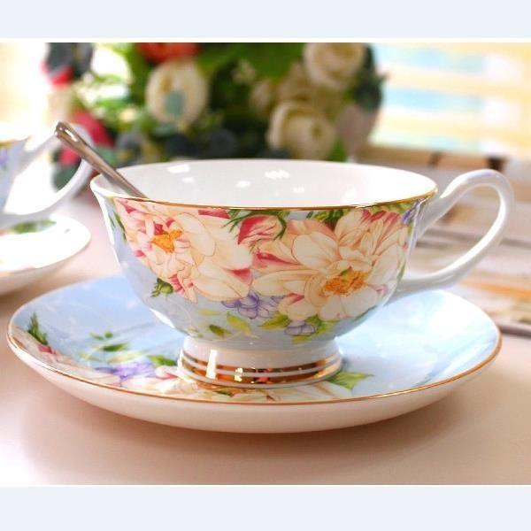 Online Get Cheap Wholesale Tea Cups Saucers -Aliexpress.com ...
