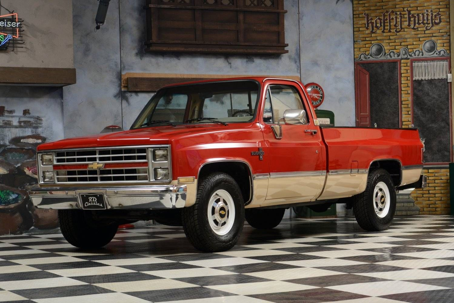 hight resolution of 1985 chevrolet c20 pick up