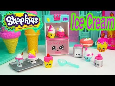 Shopkins Season 3 with 6 Ultra Rare Finds and Polished Pearl ...