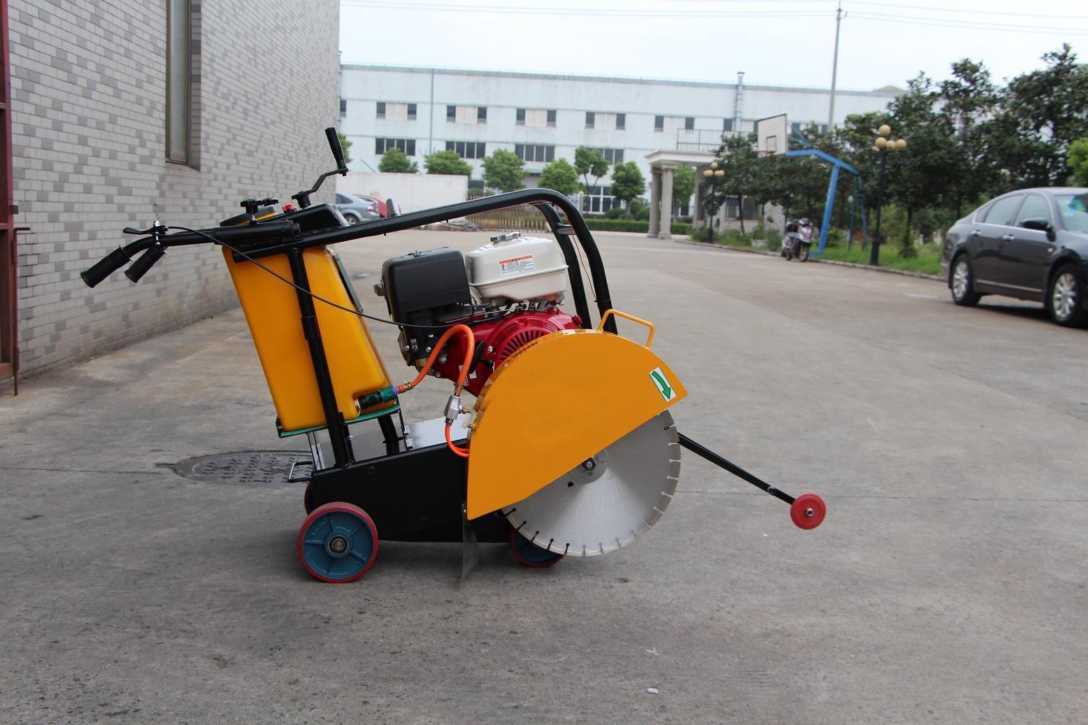 Pin On Road Cutting Machine