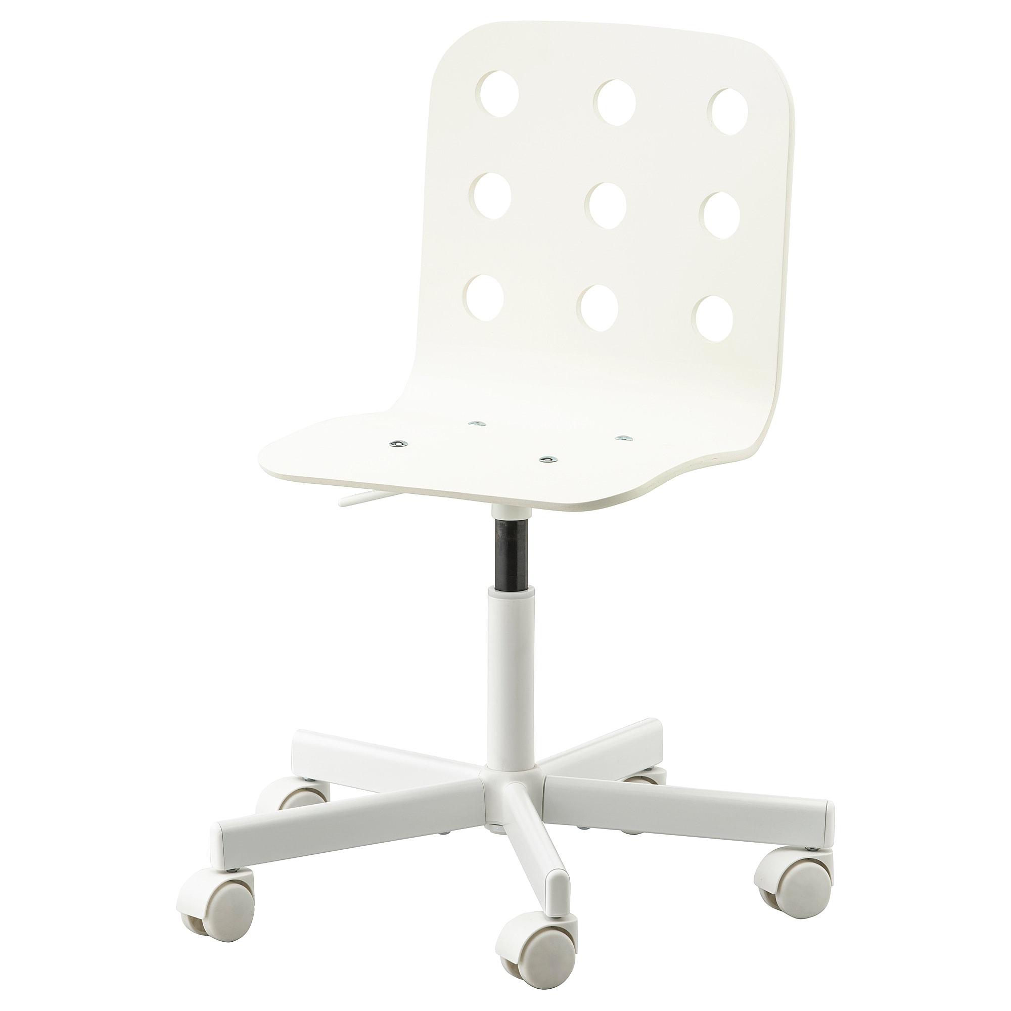 Ikea Jules White Child S Desk Chair Childrens Desk Desk Chair