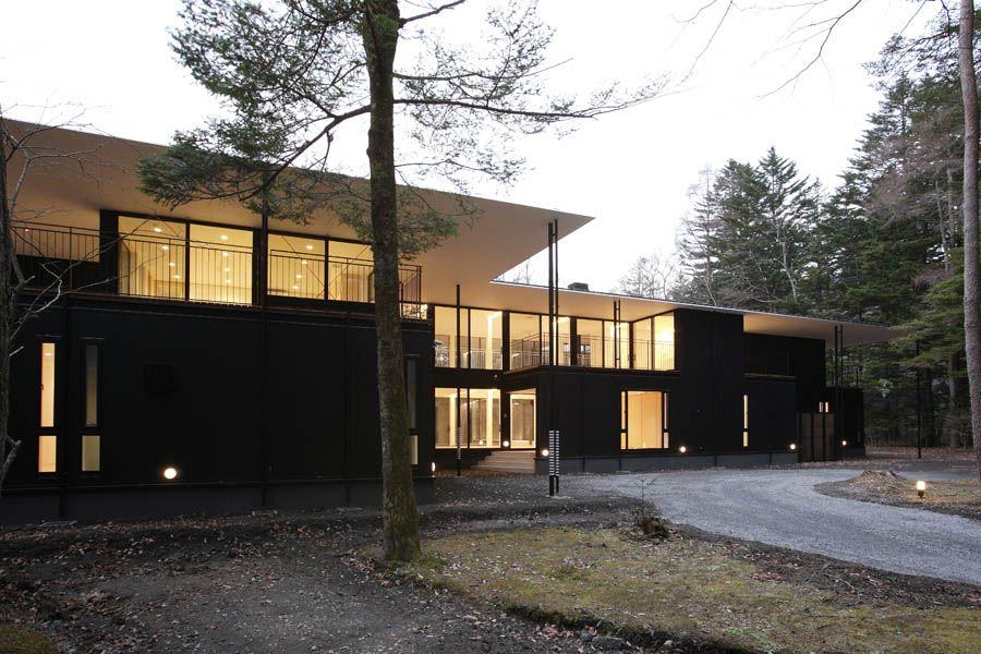 House Of Maple Leaves By Edward Suzuki Associates H Japan