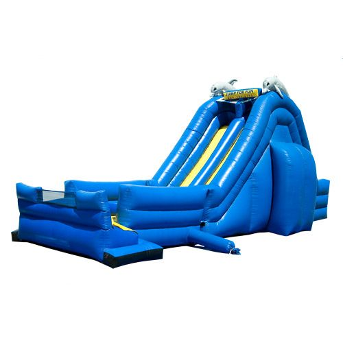 Inflatable Water Slide Rentals -- Jump For Fun