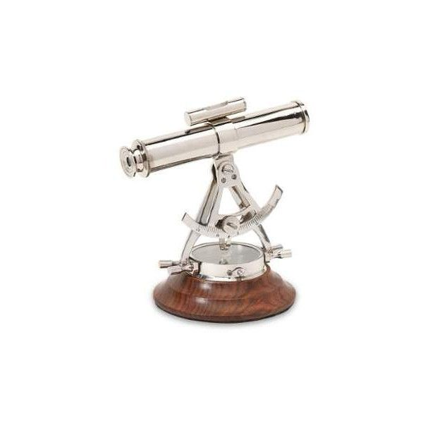 IMAX Home 89412 Alidade Telescope Compass Home Decor Statues U0026 (6230 RSD) ❤  Liked
