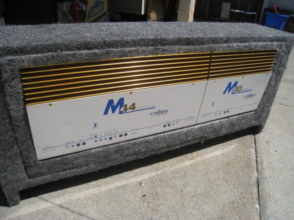 terminator mta 225 cheater amp from back in the day mtx audio rh pinterest com M44 Beehive phoenix gold m44 amp specs