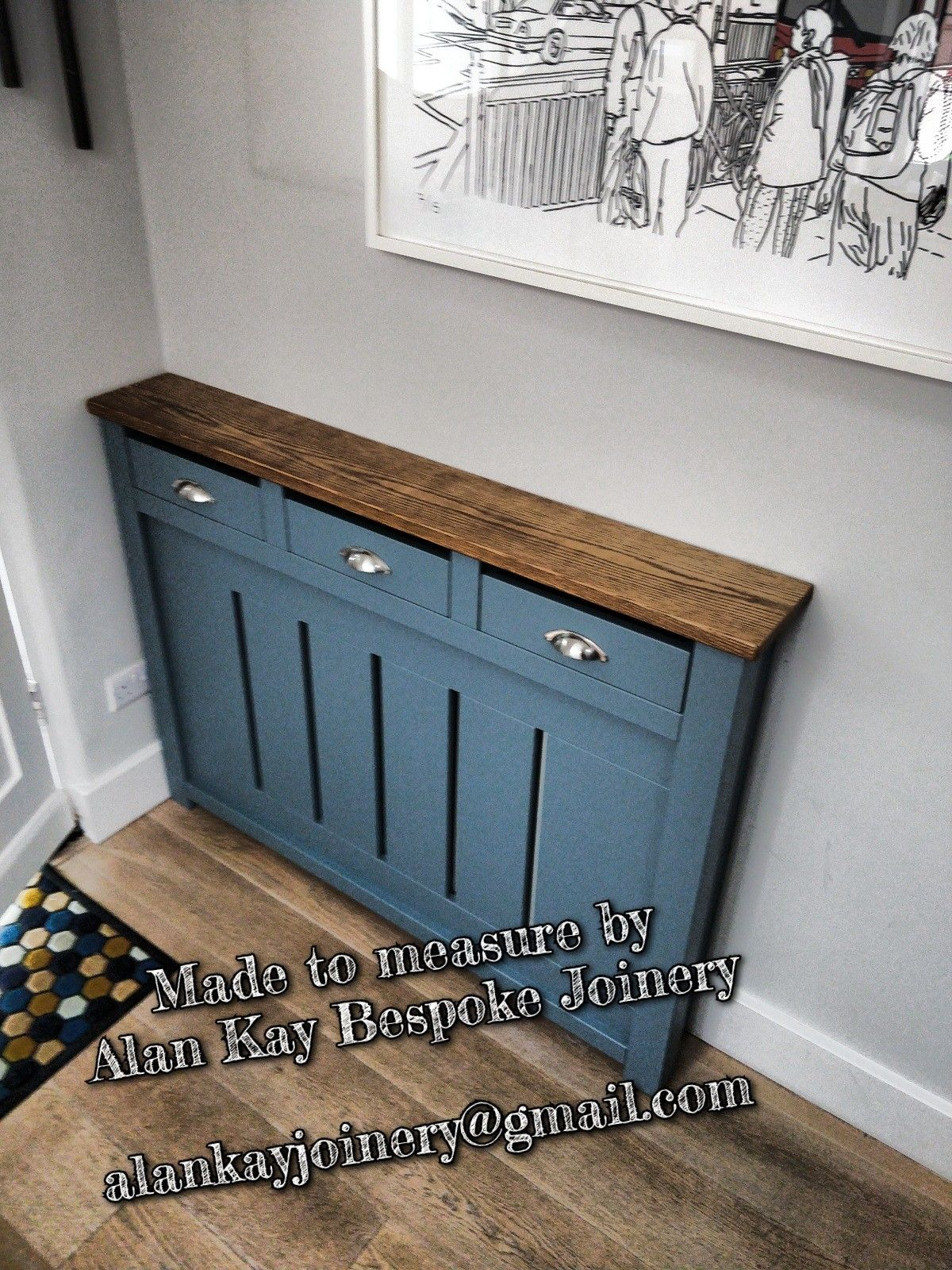 Bespoke Radiator Covers Made By Alankayjoinery Gmail Com In