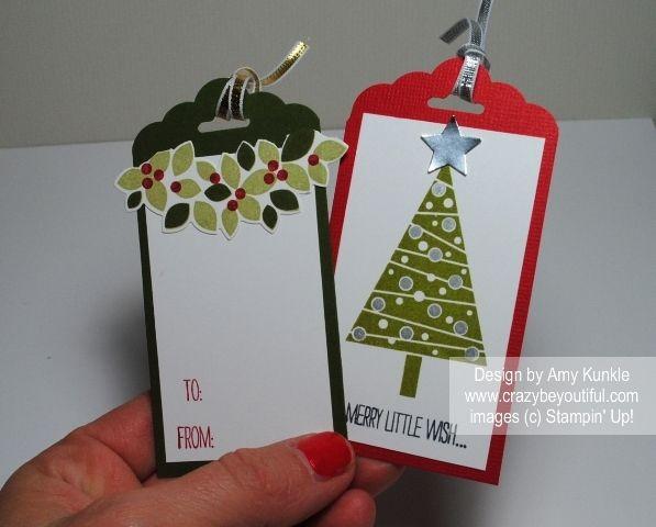 Craft fair gift tags