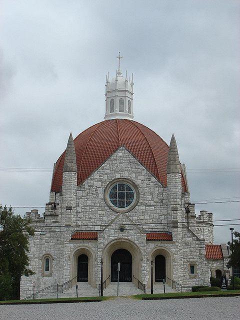 First Baptist Church, Montgomery AL | Flickr - Photo Sharing!