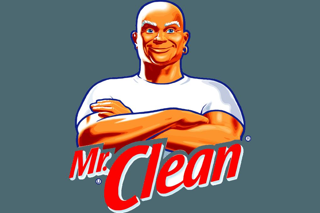 Mr Clean Logo Cleaning Logo Mr Clean Logos