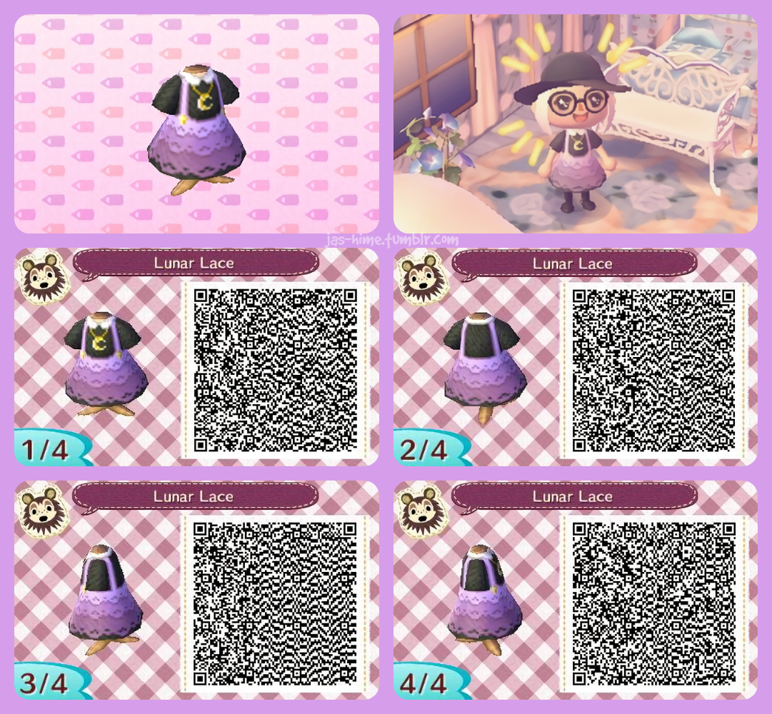 Pin on animal crossing qr codes and ect