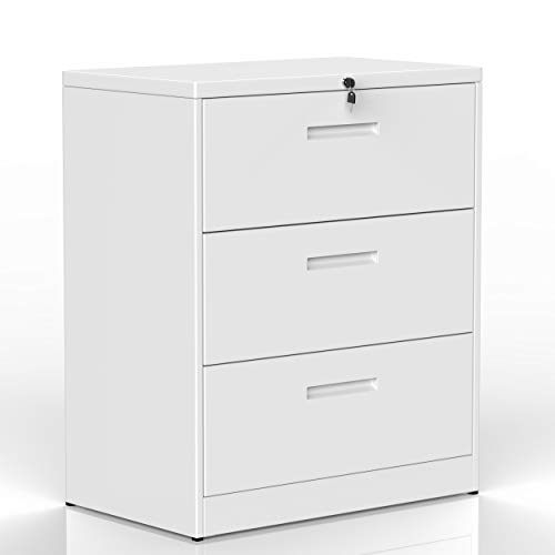 Lateral Filing Cabinet 2 Drawer Locking File Cabinet 3 Drawers Metal Organizer In 2020 Filing Cabinet Drawers Cabinet