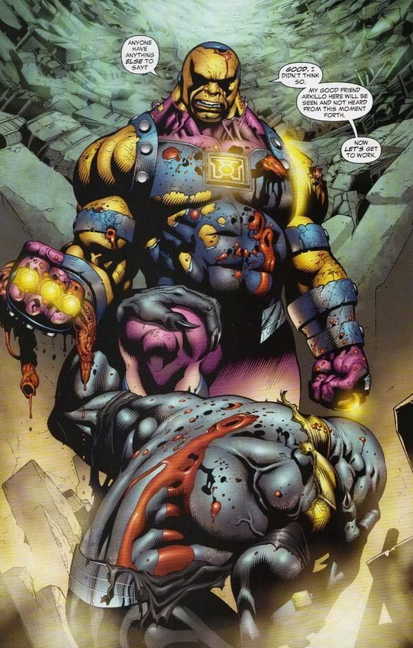 38 Best Mongul images | Dc comics, Comic villains, Dc villains
