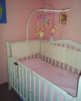muebles de bebe: cuna de bebe, angela. muebles de bebe   #cunas de ...