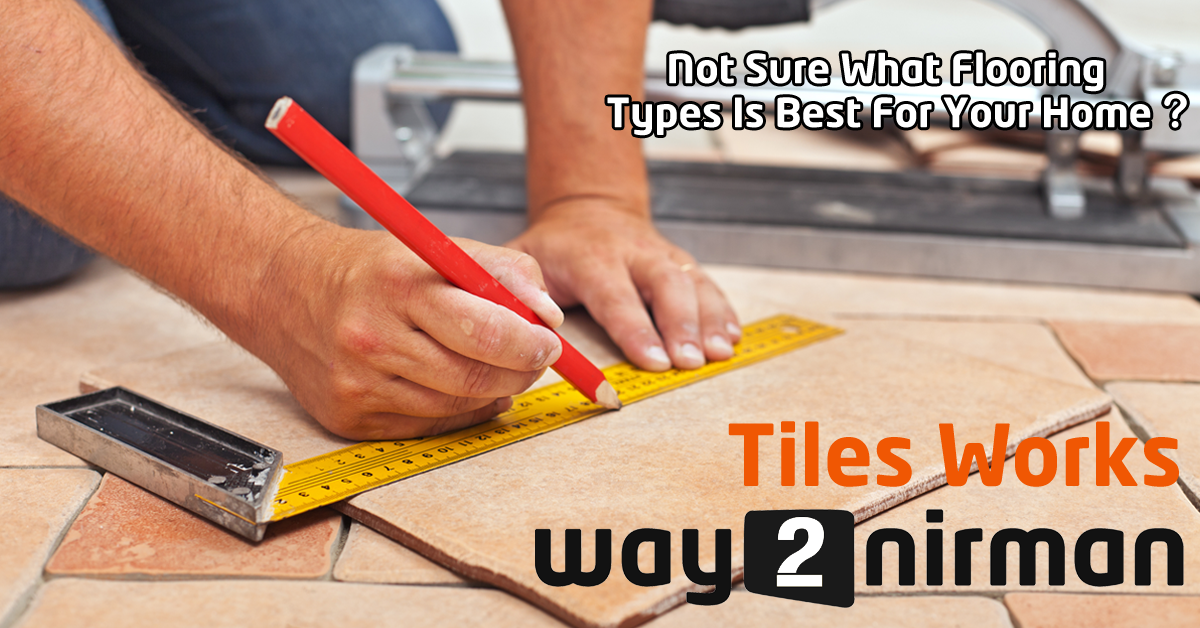 Not sure what flooring type is best for your home. Tile