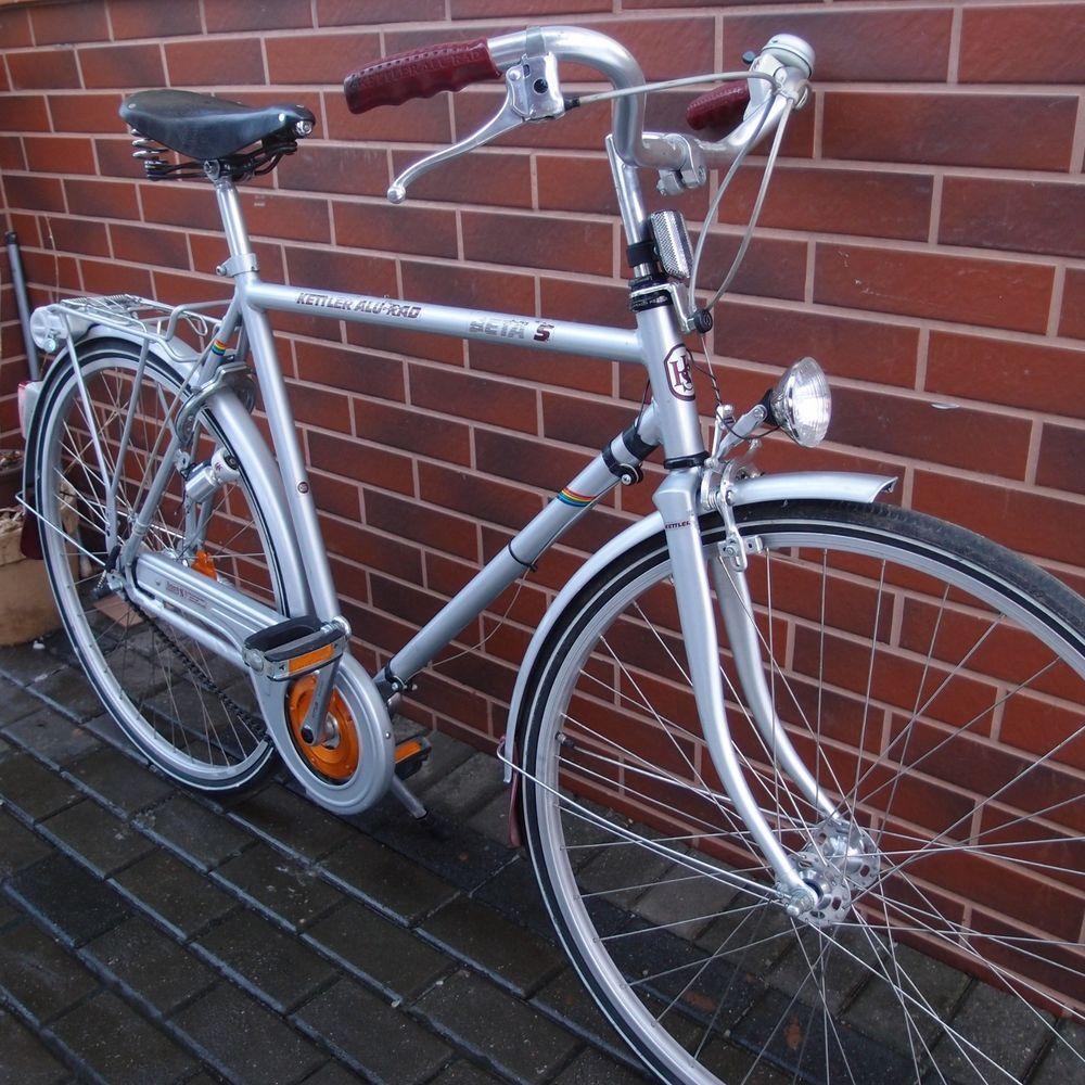 Alu Alurad Rad Fahrrad Kettler Kettler Fahrrad Alurad Rad Alu Kettler 4Ajq5L3R