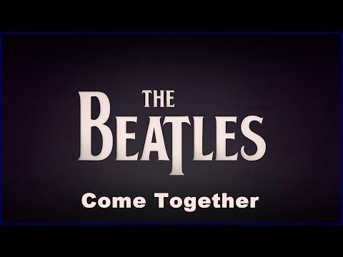 The Beatles - Come Together [Love, Digital Remastered] - YouTube