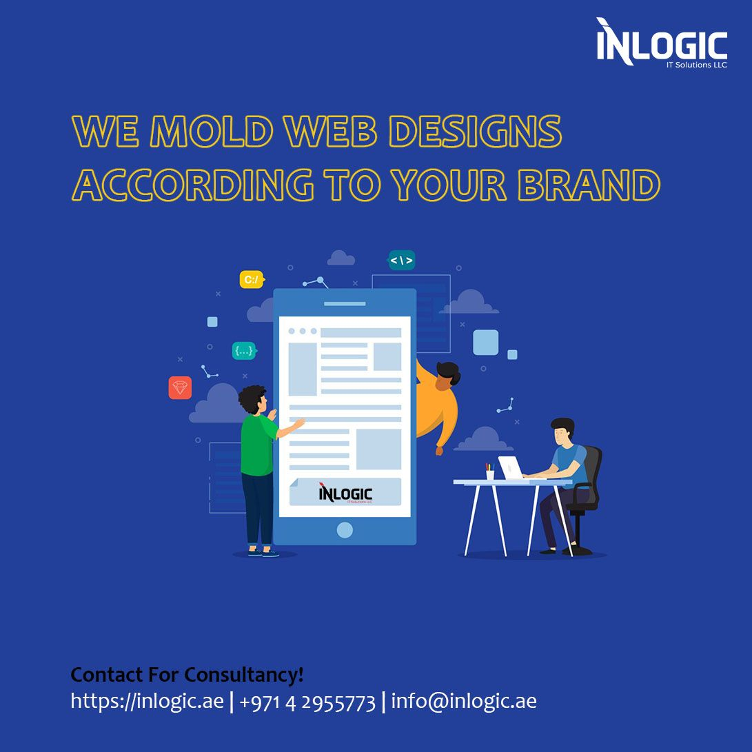 Inlogic Expert Web Development Company In Uae Contact Us For Consultancy Https Inlogic Ae Web Design Web Development Company Web Design Quotes