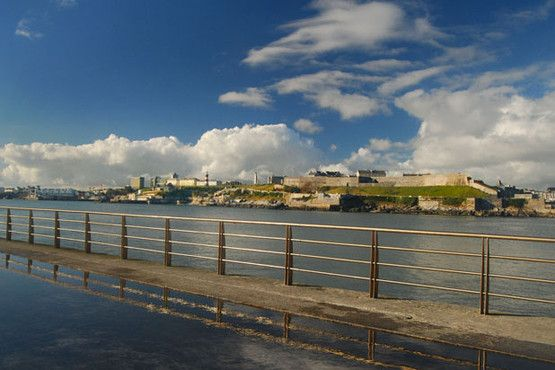 WMN View: Plymouth Hoe from Mount Batten | Western Morning News