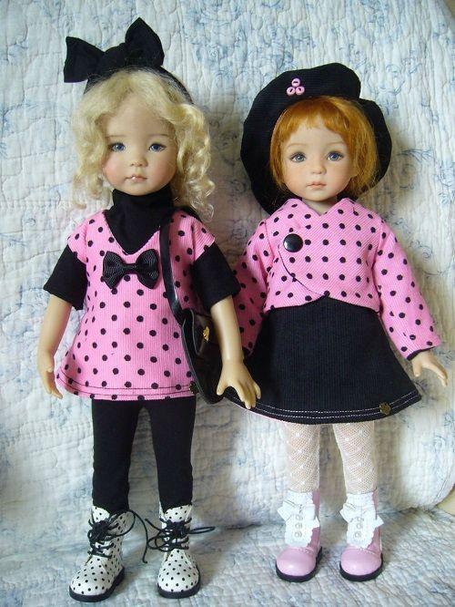 Les poupées des copines : les Little Darling ( 2 ) - OH MY DOLLS ...