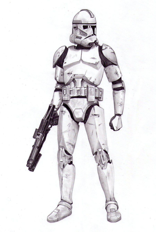 the trooper evolution star wars the trooper evolution