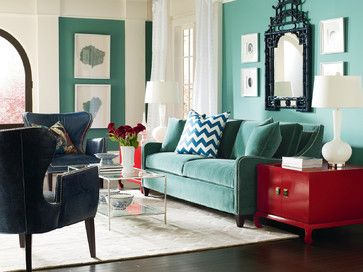 Asian Living Room CR Laine Furniture