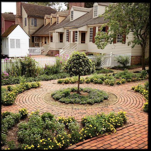 Our New Kitchen Garden Plans Colonial Garden Colonial Williamsburg Virginia Colonial Williamsburg