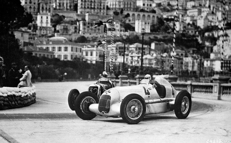 Grand prix de Monaco, 1935,Luigi Fagiola