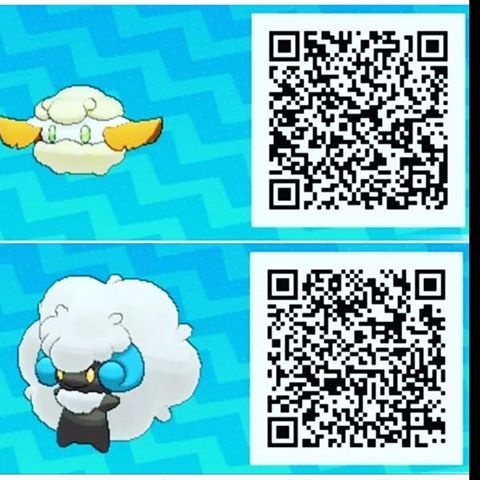 Image Result For Pokemon Sun And Moon Qr Codes With Images