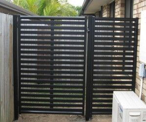 517 Available In Dune Colorbond Steel Gate Online From Superior Screens Fence Design Fence Panels Steel Gate