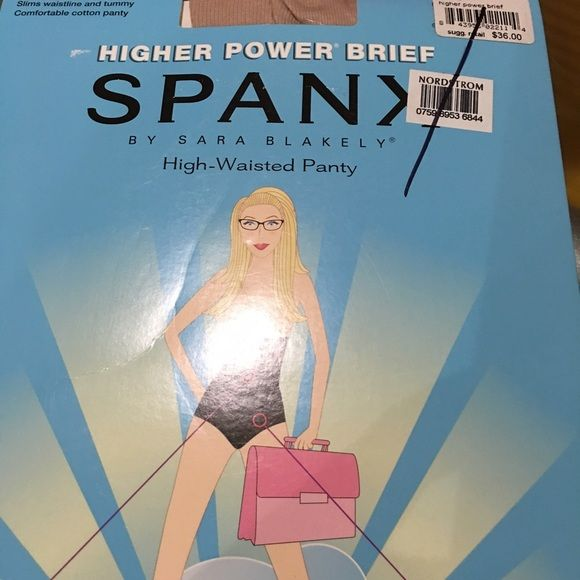 Spanx brief size a bare Spanx high power brief bare in size a SPANX Intimates & Sleepwear Shapewear