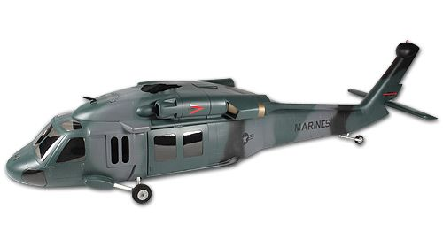 Align Trex UH-60 500 Scale Fuselage HF5006 | RC Helicopter