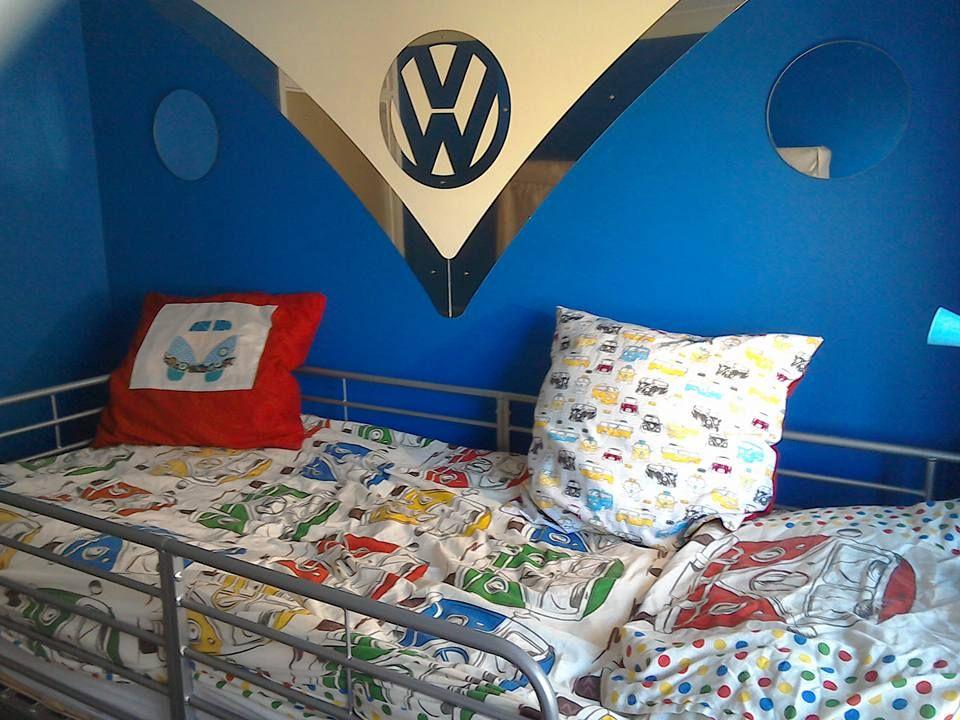 VW Campervan Themed Room | dj's bedroom | Pinterest | Room ...