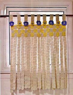Closet For Crocheted Napkin ستارة كروشية سهلة وجميلة Casa De