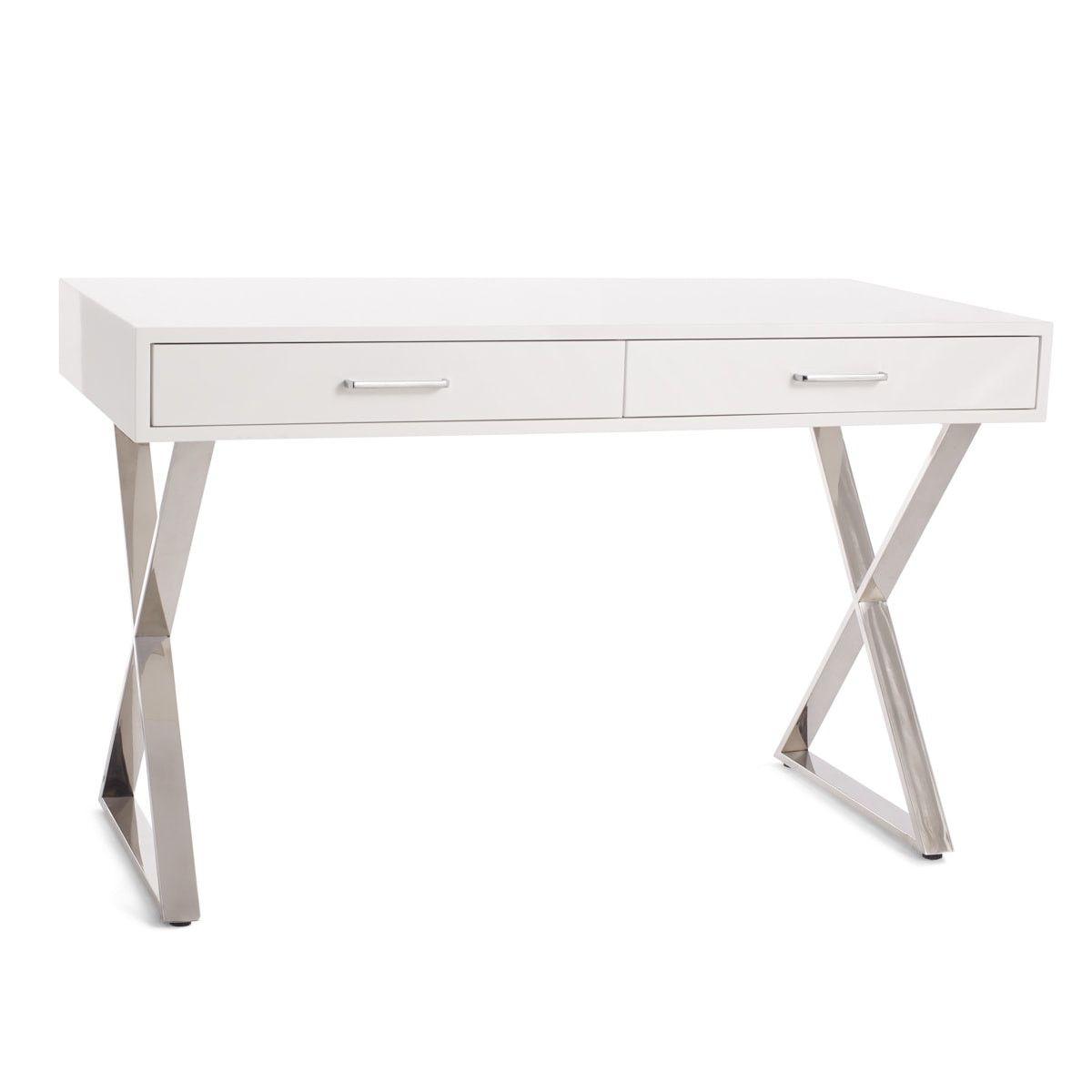 Contemporary Lacquer Desk Small Skinny Desk With Bold Colors Wisteria Lacquer Desk Buy Office Furniture Diy Modern Furniture