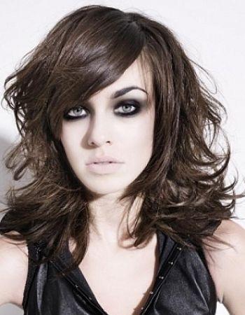 Love This Haircut Things I Like Pinterest Crazy Makeup Makeup