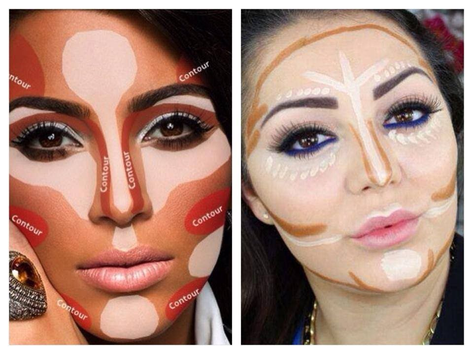 Pree Oquendo On Pinterest Contours Makeup And Makeup Contouring