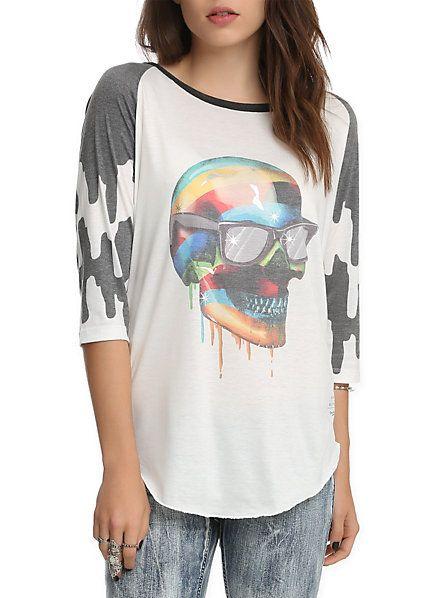 Skull Dream Top - Hot Topic