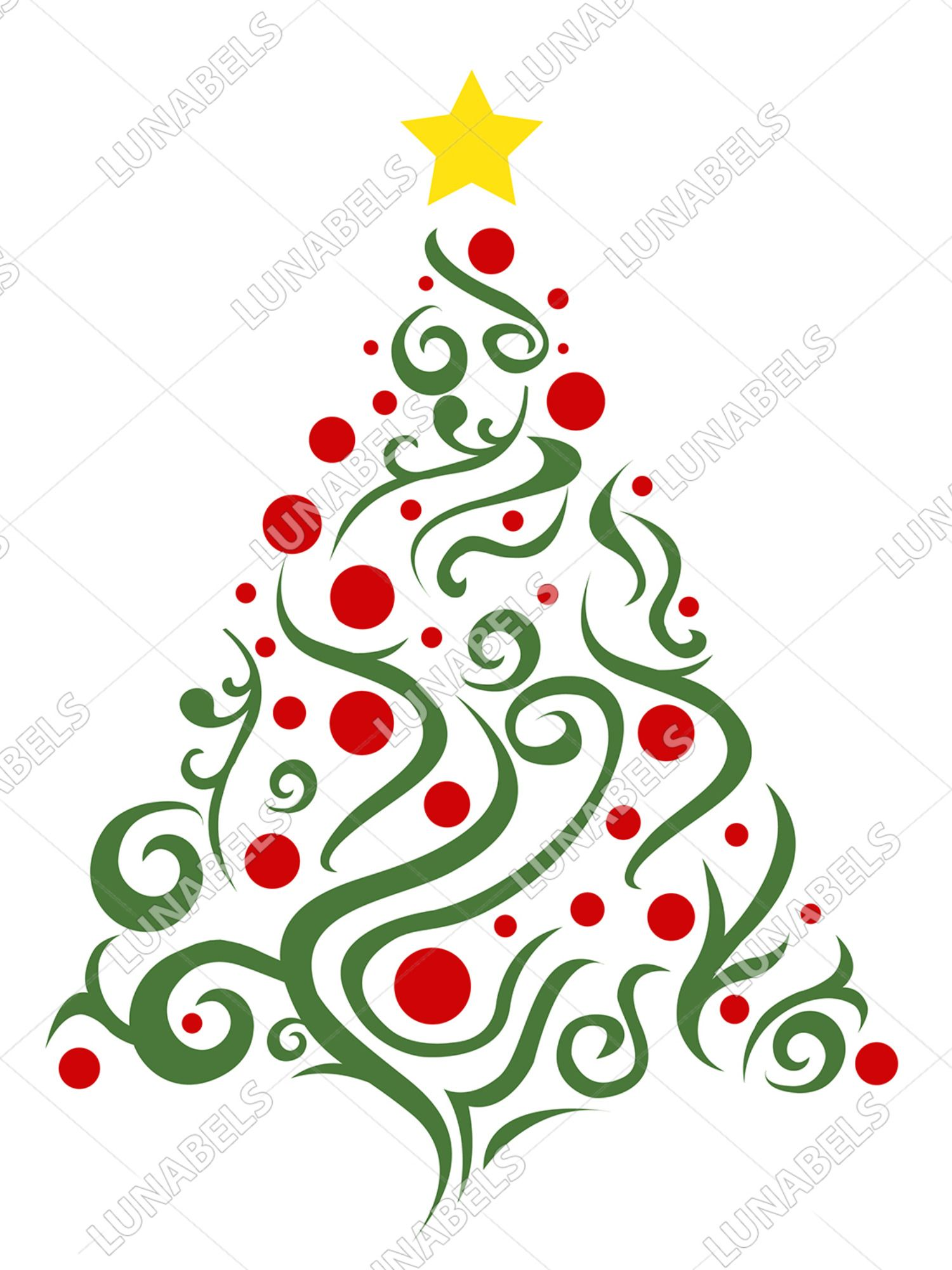 Christmas Tree Svg Christmas Tree Clipart Christmas Etsy In 2020 Christmas Tree Clipart Tree Svg Christmas Clipart