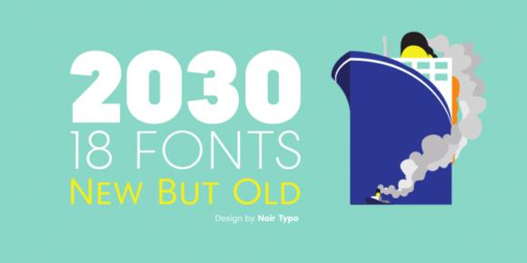 2030 New Font Fontsdiscounts Download Fonts Myfonts New Fonts
