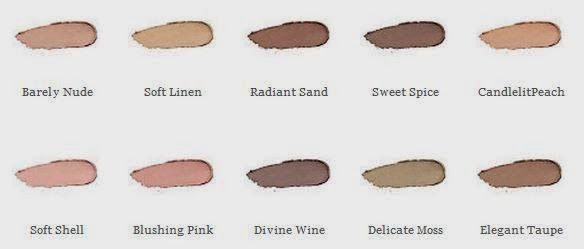 bareminerals 5 in 1 eyeshadow