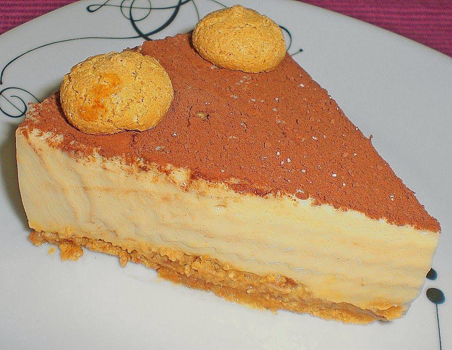 Besten Kuchen Philadelphia Cappuccino Torte Thermomix
