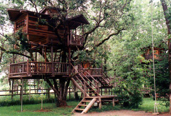 Famous, secret Northwest treehouse now on Craigslist