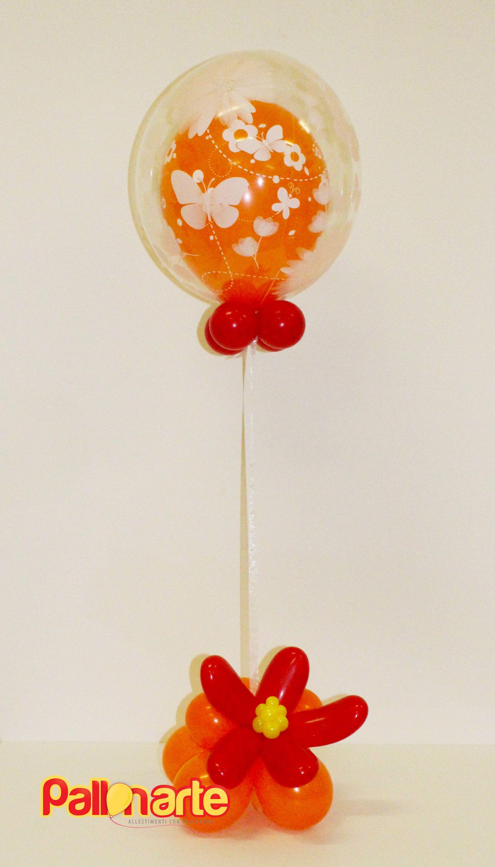 centerpieces balloon decor